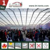 Tenda libera trasparente della tenda foranea di evento per il partito esterno di celebrazione