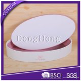 Chocolat Emballage Fournisseur Handmade Carton Décoré Oval Gift Box