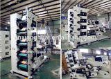 Máquina de impressão Flexo de 4 cores para etiquetas de Hangzhou