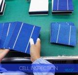 보장 25 년을%s 가진 최고 가격 250W 단청 태양 전지판