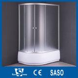 Cabines do chuveiro do vidro geado de baixo preço de China