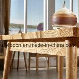 고품질 나무로 되는 대중음식점 가구는 직물 안락 의자 (SP-CT781)로 놓았다