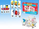 Puzzels van het Spel van het Raadsel van het Stuk speelgoed van jonge geitjes DIY de Intelligente (H0876098)