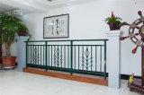 Balcon en acier galvanisé décoratif de haute qualité 7 de clôture d'alliage de Haohan Alluminum