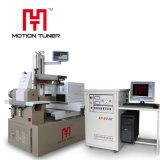 Machine à coupe croisée avec un mélange de molybdène à petite taille