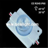 3030 Injection with Round Lens Waterproof LED Modulates