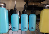 Distributeur en plastique de dissolvant de DÉCHARGE ÉLECTROSTATIQUE de couleur différente