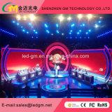 L'Afficheur LED P3 de location d'intérieur de haute résolution le moulage mécanique sous pression