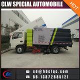 Carro del barrendero del suelo del carro del producto de limpieza de discos del camino de China 5000L