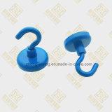 زرقاء قوّيّة نيوديميوم مغنطيس كلاب