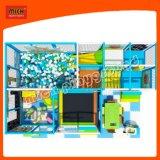Het commerciële Binnen Zachte Plastic Speelgoed van de Speelplaats voor Verkoop