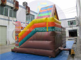 販売のためのスライドを持つ子供の膨脹可能な警備員