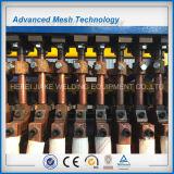 Máquina de soldadura do painel de engranzamento da cerca do CNC