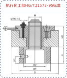 Industrieller Schrauben-Spanner-Abzieher für industrielle Equpments hydraulische Quetschwerkzeuge