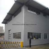 Light Prefab Steel Frames Auto Car Exhibition Hall