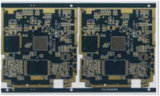 1.2mm 6 Raad van de Kring van de Laag Fr4 Multilayer PCB Afgedrukte