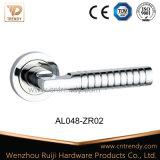 Zamak Zinc Muebles de aluminio Cierre la puerta de la palanca de bloqueo (AL048-ZR02)