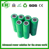 Global Selling Long Life Cycle 2500mAh 3.7V Samsung Batterie Rechargeable Li-ion pour Light 25r