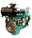 Двигатель дизеля 6CTA8.3-GM175 серии Cummins c морской