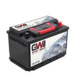 Autobatterie Leitungskabel-Säure gedichtete wartungsfreie Korea-DIN75mf 57531mf