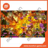 Máquinas de juegos de arcada del precio de la máquina del casino del juego del rey 3 pescado del océano para la venta