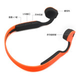 Nouveaux Fashion Neckband Wireless Bone Conduction Headphones Running / Sports Bluetooth