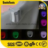 자동적인 시트 LED 가벼운 화장실 Closestool 사발 램프