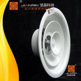 Ventilador do sistema de HVAC redonda de alumínio do difusor de ar