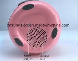 Flowerpot sec de musique avec le haut-parleur sans fil de Bluetooth d'éclairage LED