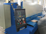 Máquina hidráulica manual circular do metal de folha do tapete do CNC da guilhotina da especificação