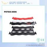 Cinghia superiore del pistone dello Slip-on del PVC del sandalo della trasparenza di colori di abitudine 3