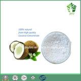 Il 20:1 di 10:1 della polvere dell'estratto della spremuta della noce di cocco di prezzi bassi ha liofilizzato la polvere della proteina della noce di cocco