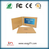 Qualität 10 '' LCD-Bildschirm-videobroschüren für Geschäfts-Geschenke
