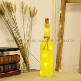 Чисто свет бутылки украшения дома света шнура меди светляка светлого цвета миниый