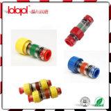 (LBK) Conetor comum do conetor do bloco do gás/batente de extremidade, conetor do bloco da água (LBK), conetores de Microduct