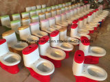 Niños/cabritos de cerámica Toillet (ML-0050)