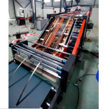 Máquina de laminación automática de alta velocidad de flauta