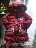 Commerce de gros d'enfants Fashion Cotton-Padded enduire Hot la vente de styles de vêtements d'hiver de garçons et filles