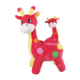 Het leuke Kleurrijke Zachte Stuk speelgoed vulde het Dierlijke Stuk speelgoed van de Baby van de Pluche van Herten