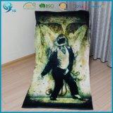 Directo de fábrica-venta de 100% algodón de impresión reactiva Promoción toalla de playa