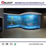 En el interior HD P2/ P3, pantalla LED para publicidad, alquiler