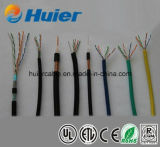 Câble coaxial de la vente chaude CATV Rg59 de qualité (conducteur de cuivre solide)