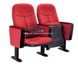 Siège de salle de chaise d'auditorium, chaise d'église de théâtre (LL-W007)