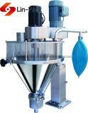 Empaquetadora rotatoria del polvo con el removedor del polvo