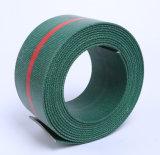Flacher Riemen-/orange &Black grüne Farbe