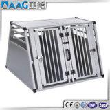 Carretilla de aluminio del perro/embalaje de aluminio del perro
