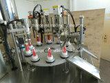 最新の手の心配のクリームの管の詰物およびシーリング機械