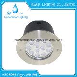 Luces subacuáticas ahuecadas 36watt de la piscina del poder más elevado LED