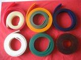 Rodo de borracha do poliuretano do plutônio na impressão Po do Silkscreen, P1, P5, plutônio Squeege para a indústria cerâmica