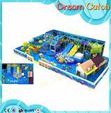 Jouets pour enfants Kindergarten Soft Plastic Slide Playground